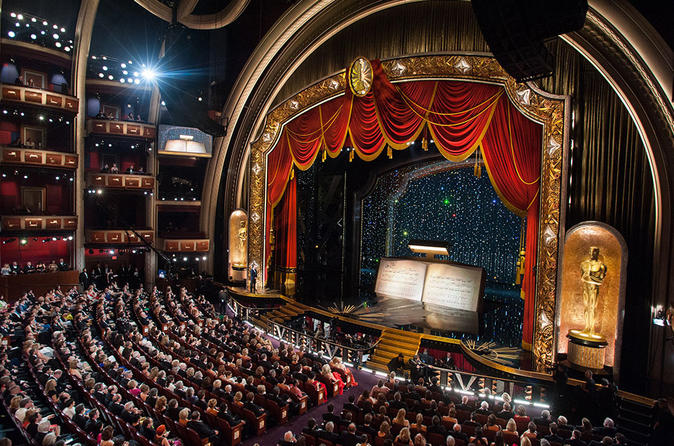 Dolby Theatre Admission Ticket and Tour