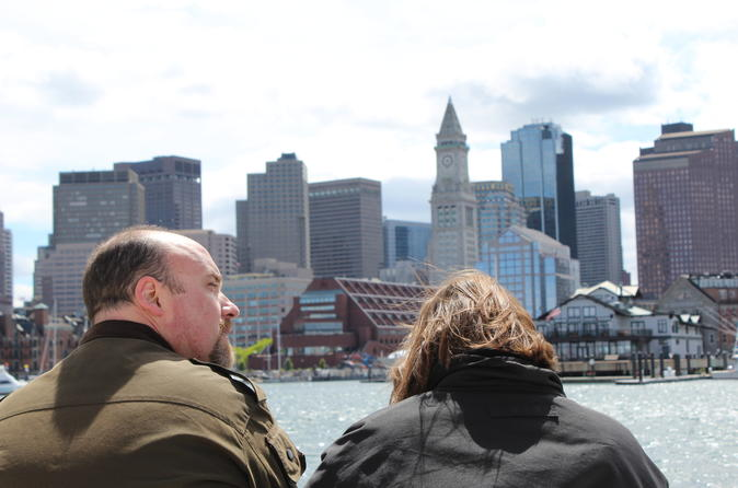 Boston Harbor Spring Luncheon Cruise