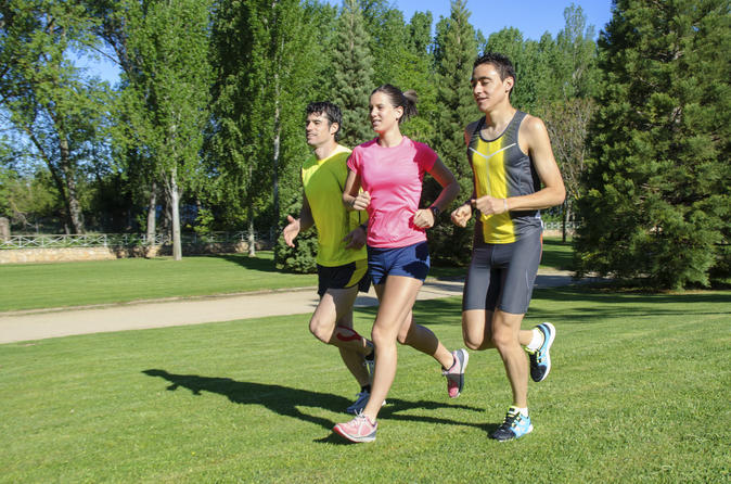 Small-Group Madrid Running Tour