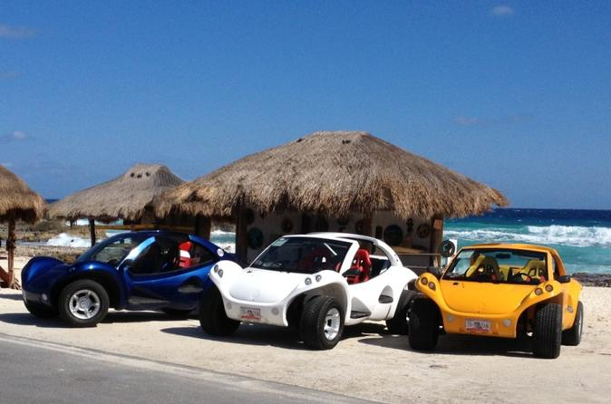 Cozumel-self-drive-buggy-tour-snorkeling-mayan-heritage-and-mexican-in-cozumel-128768