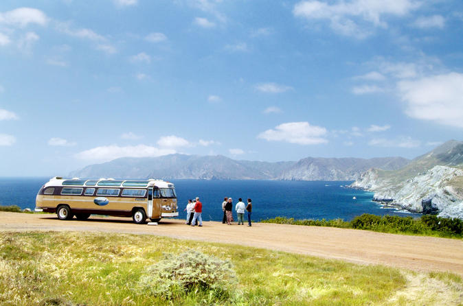 Catalina Island Day Trip from Anaheim or Los Angeles with Avalon Tour