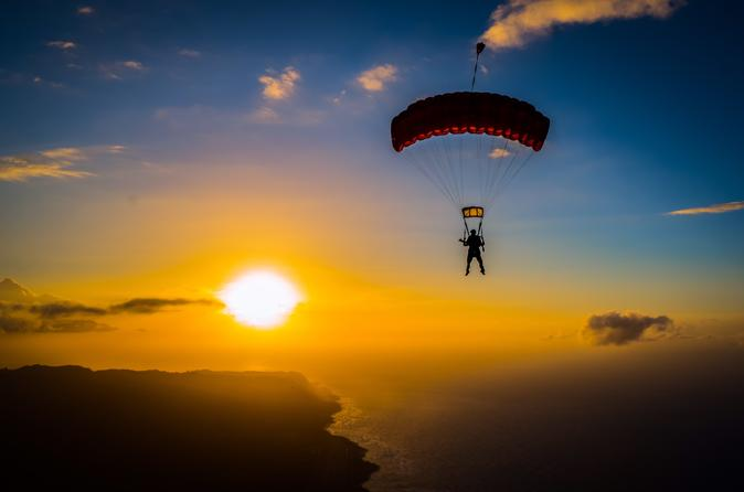10,000ft & 14,000ft Breathtaking Tandem Skydives and Sunset Skydiving