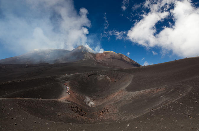 Mount etna in italy essay