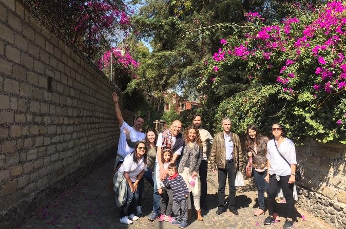 Mexico City Super Saver Polanco and San Angel Food Tours Lonely