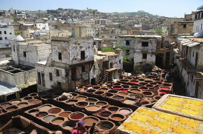 Fez Guided Day Tour from Casablanca