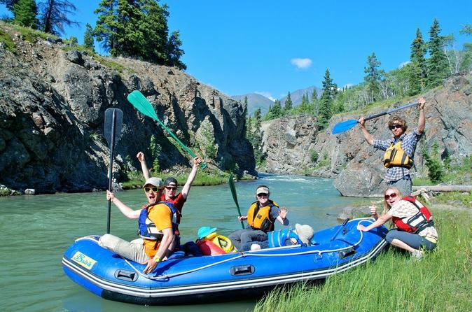 River-rafting-day-trip-from-whitehorse-in-whitehorse-147679
