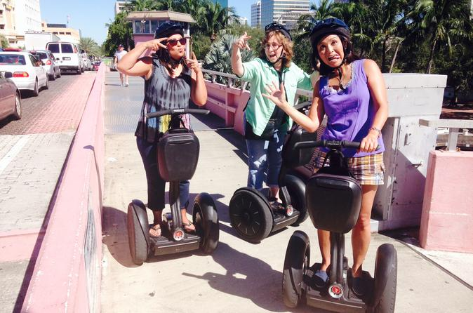 Fort Lauderdale 30-Minute City Segway Tour