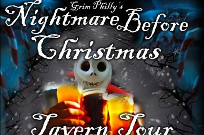 Philly Nightmare Before Christmas Tavern Tour