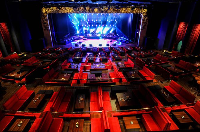 music hall paraguay: