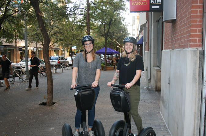 Downtown New Orleans Segway Experience Tour