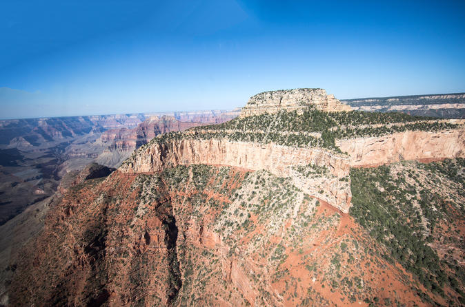 Grand Canyon Helicopter 40-Minute Flights with Optional Hummer Tour