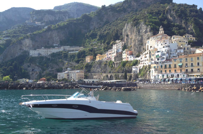 Excursão privativa: Cruzeiro de Sorrento a Capri