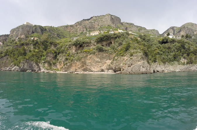 Salerno to Capri Private Boat Excursion