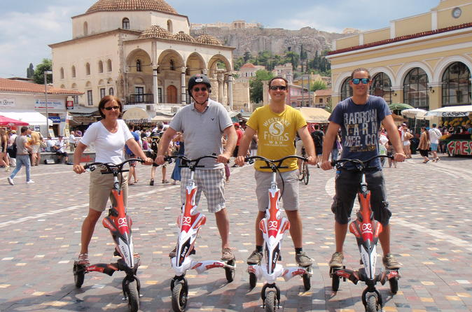 Central-athens-highlights-tour-by-trikke-in-athens-156630