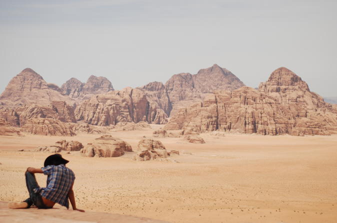 3-Day Petra Wadi Rum and Jordan Tour from Jerusalem