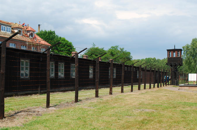 Stutthof Concentration Camp: Private 5-Hour Tour