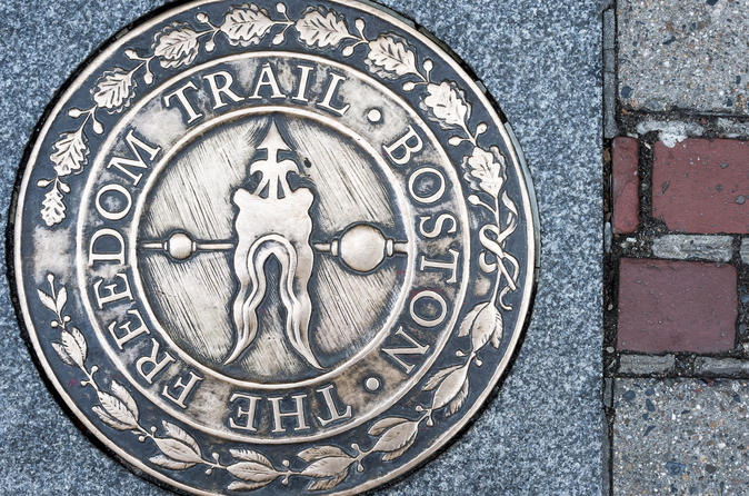 Freedom Trail with Pizza Tour