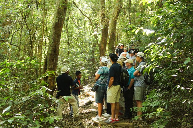 Combo Tour: Volcanoes, Lake and Mayan sites including Joya de Ceren