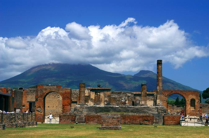 Private Tour: Pompeii Day Trip from Rome