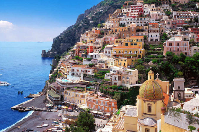 Private tour Positano Sorrento Amalfi Coast