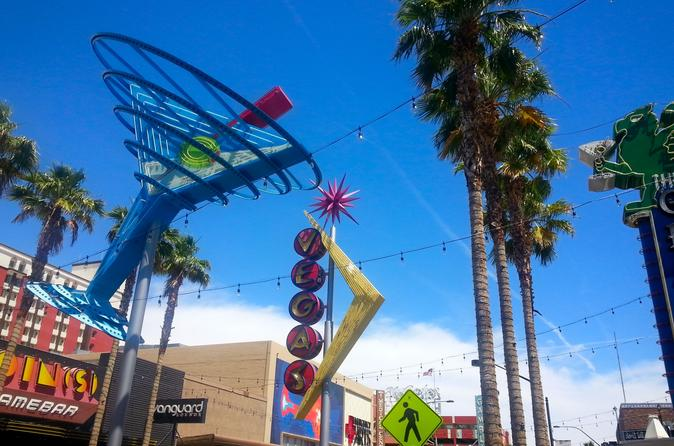Downtown and Fremont Street History Walking Tour