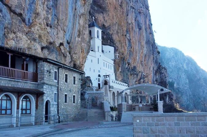 Monastery Ostrog - Spiritual Center of Balkans, Half-Day Tour from Podgorica