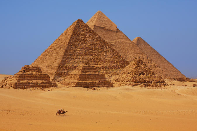Private Tour: Cairo Day Trip from Hurghada Including Round-Trip Flights, Giza Pyramids, Sphinx and Egyptian Museum