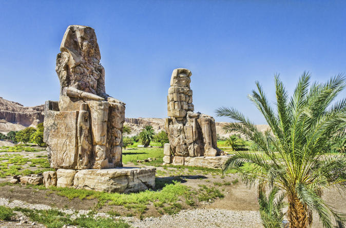Private Tour: Luxor Day Trip From Hurghada Including Valley of the Kings, Hatshepsut Temple and Karnak Temple