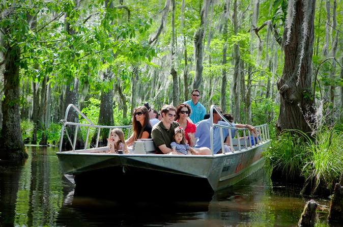 Swamp Tours New Orleans Lonely Planet