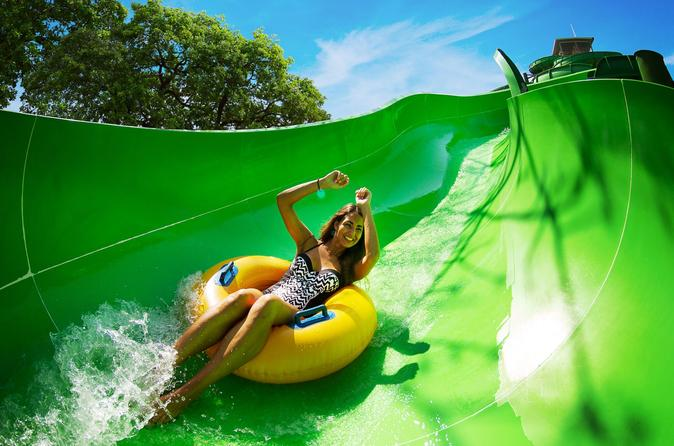 Waterbom Bali VIP Express Entry Package