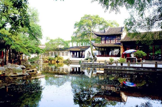 Private Suzhou Classic Tour--Full Day Tour