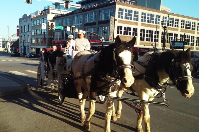 Nashville Carriage Ride