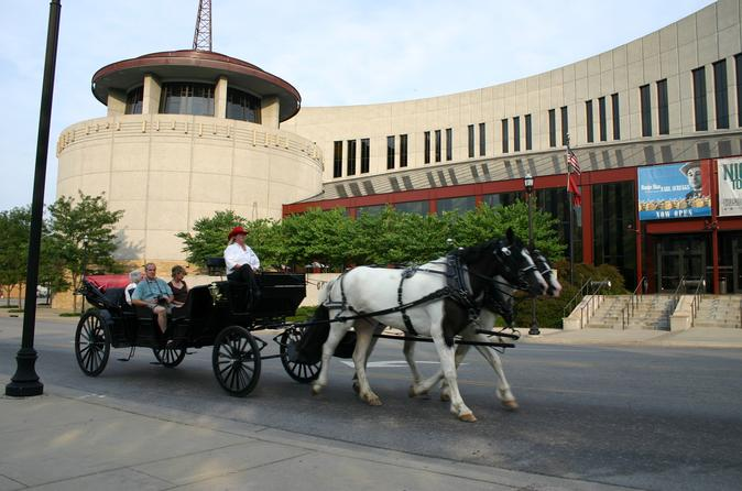 Private Downtown Nashville Carriage Tour