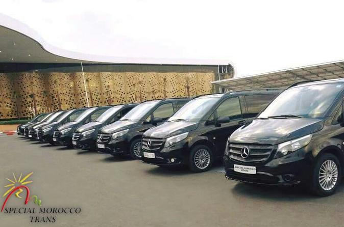 Casablanca Airport PRIVATE Transfer