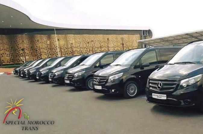 Casablanca city or Airport to FEZ PRIVATE Transfer