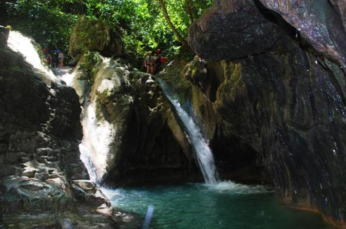 Puerto Plata to Damajagua Waterfalls Half-Day Tour with Lunch