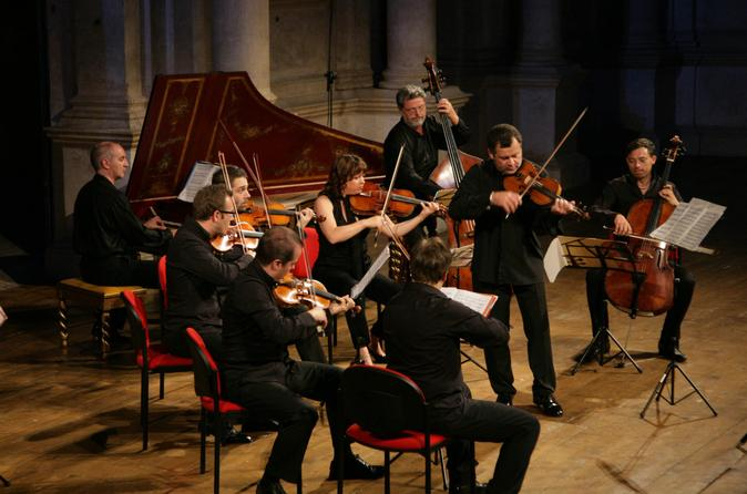 Interpreti Veneziani Ensemble Baroque Concert in Venice