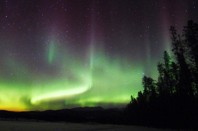 4-Day Yukon's Best Value Aurora Viewing Tour