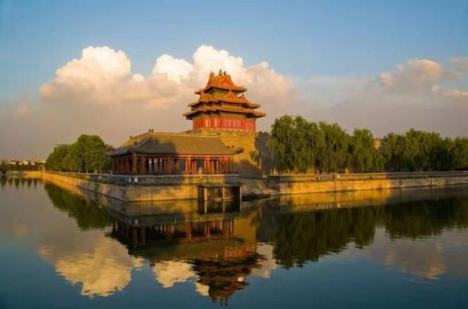 4-5 hours layover tour to Tiananmen Squre and Forbidden City