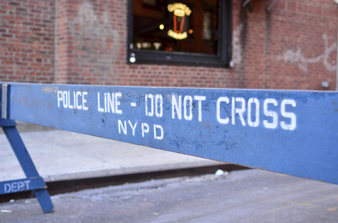 Stories from the Dark Side of New York City with NYPD Guide