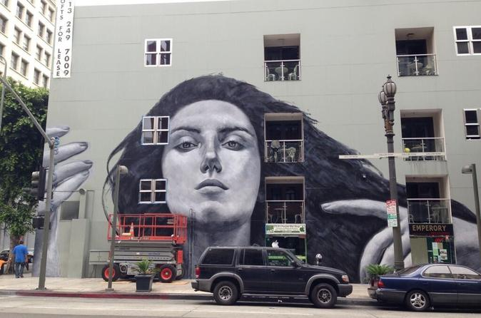 Downtown Los Angeles Filming Locations Walking Tour