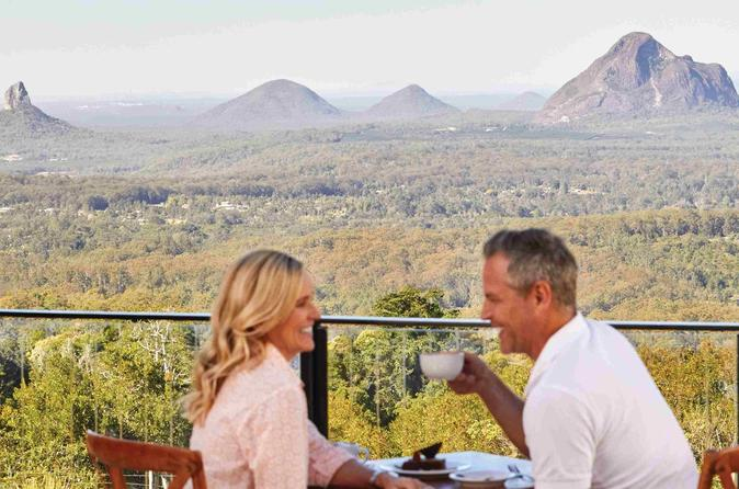 Rainforest and Montville Day Trip from Noosa or Mooloolaba