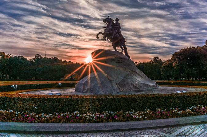 Private Shore-Excursion: 1-Day Fully Flexible St Petersburg Tour