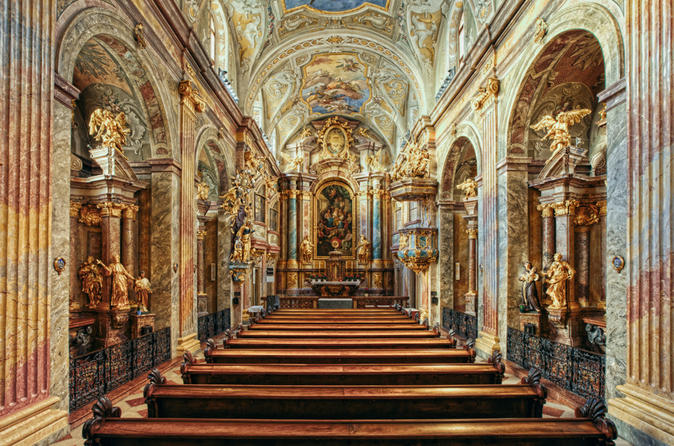 Classical Concert in Viennas St. Annes Church: Mozart, Beethoven, or Schubert