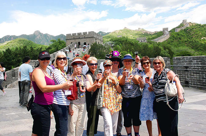 8-Day Small-Group China Tour: Beijing - Xian - Shanghai
