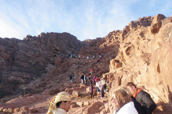 Overnight Trip to Moses Mountain St  Catherine Monastery