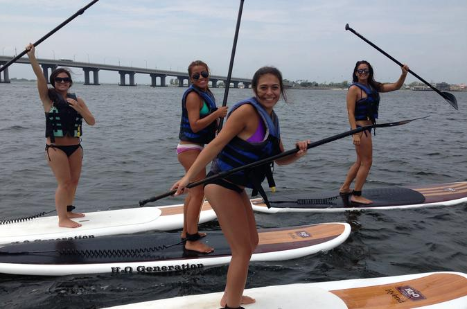New York City Stand-Up Paddleboard Experience