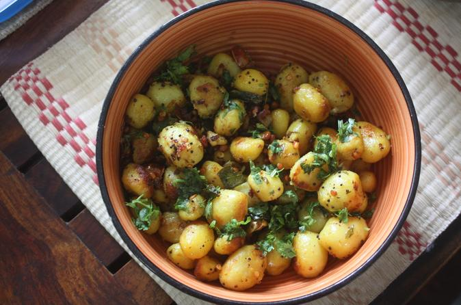 Learn To Cook From a Local: Private Cooking Class in a Udaipur Home