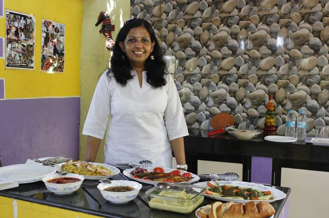 Learn to Cook from a Local: Private Market Visit and Cooking Class in Goa