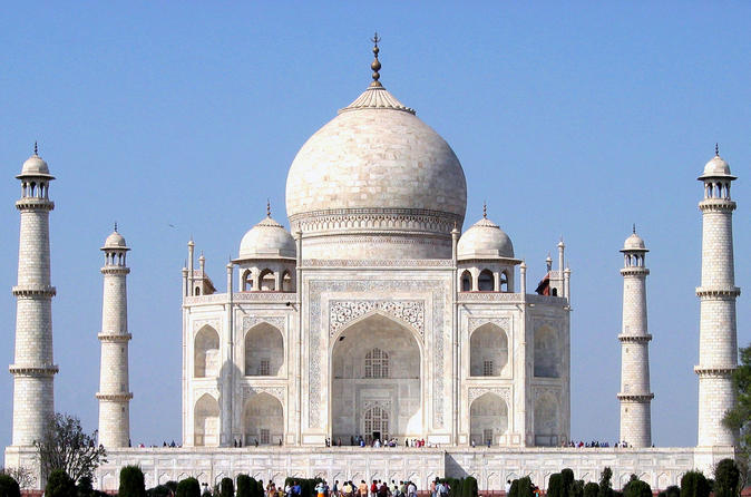 Private 3-Day Luxury Golden Triangle Tour of Agra and Jaipur from New Delhi